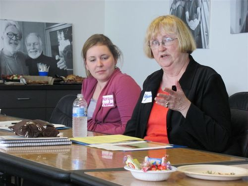 Aging In Amer. Conf and Gray Panthers 060